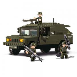 Sluban Army humvee M38-B9900