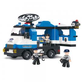 Sluban Mobile police unit M38-B0187
