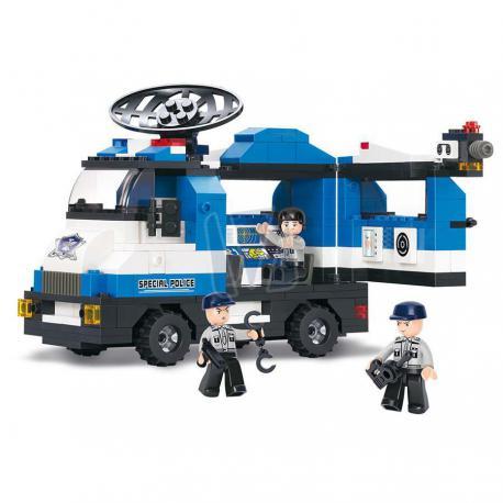 Sluban special police unit