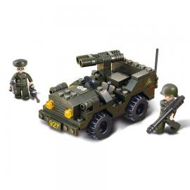 Sluban Army jeep M38-B5800