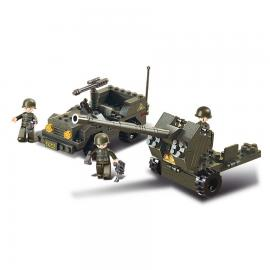 Sluban Army anti-tank gun M38-B5900