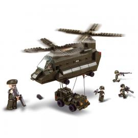 Sluban Army transport helicopter M38-B6600