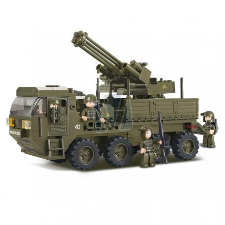 Sluban army heavy transport