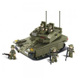 Sluban Army Merkava tank M38-B0305