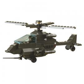 Sluban Army attack helicopter M38-B6200