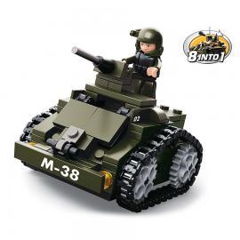 Sluban Army armoured car M38-B0587C