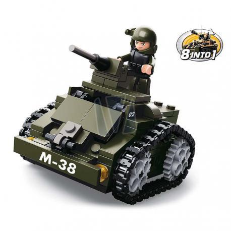 Sluban army armoured car