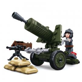 Sluban WWII 4in1 army model A M38-B0678A