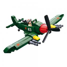Sluban WWII allied ground-attack aircraft M38-B0683