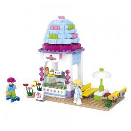 Sluban Girls ice cream shop M38-B0525