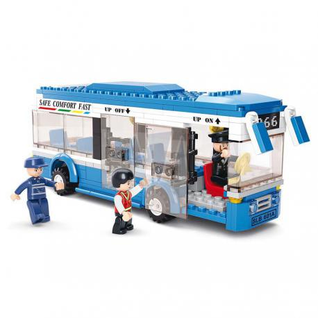 Sluban Town bus M38-B0330