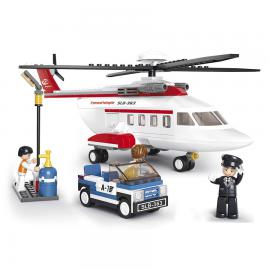 Sluban Town helicopter M38-B0363
