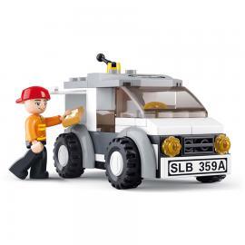 Sluban Town delivery van M38-B0359