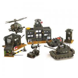 Sluban Army headquarter M38-B7100