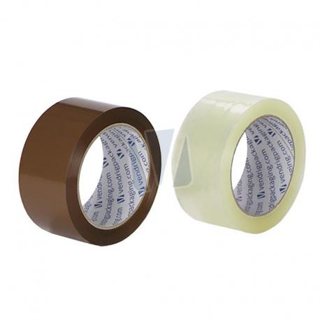 PP 'High Tack' acryl tape (per rol)