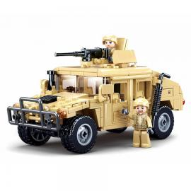 Sluban Offroad assault vehicle M38-B0837