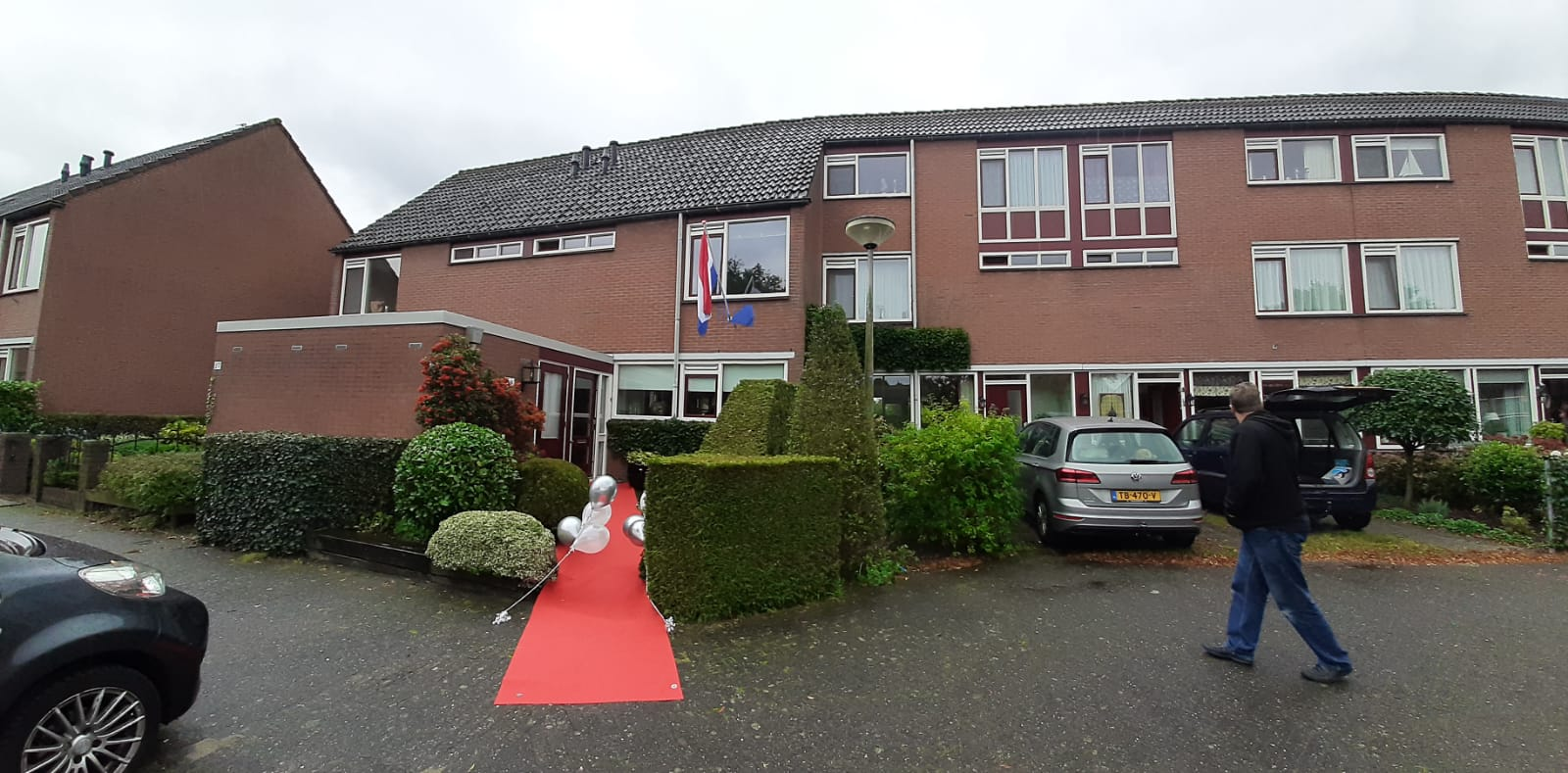 Rode loper vanaf 1 meter gebruik: Rode loper vanaf 1 meter
